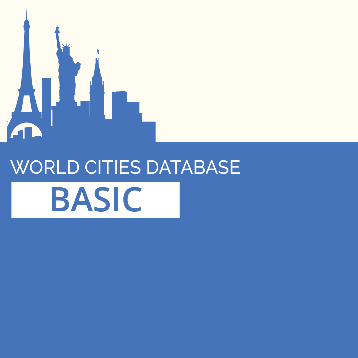 See more of GeoDataSource World Cities Database (Basic Edition)