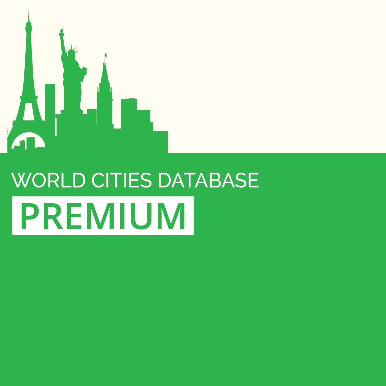 GeoDataSource World Cities Database (Premium Edition) June.2018 Screen shot