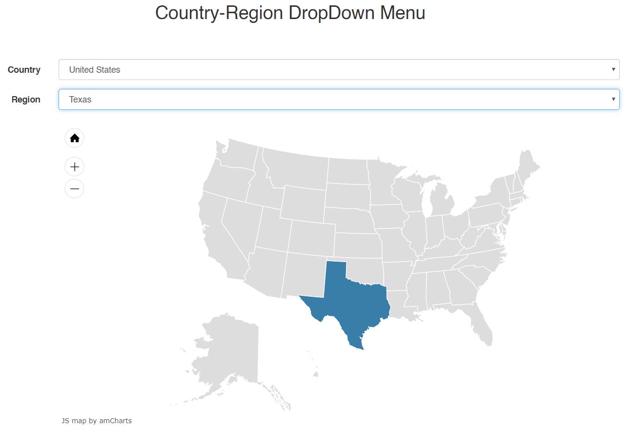 Texas Selected